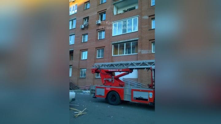В квартире с нарколабораторией на «Взлетке» прогремел взрыв