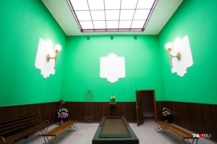 Зелёный зал предлагают для мусульман