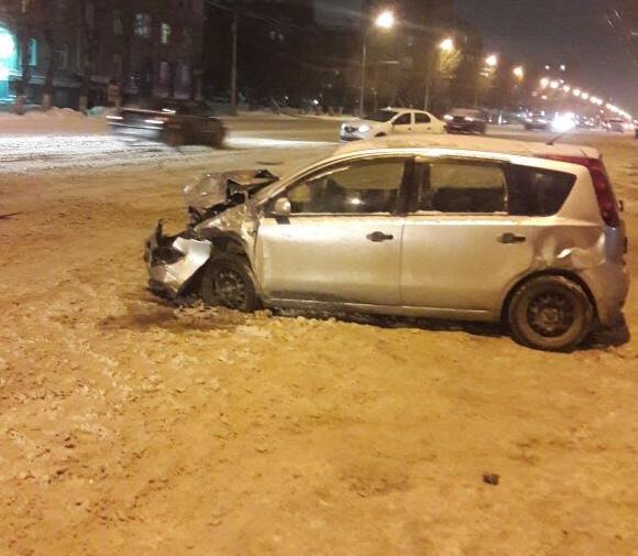 Две женщины пострадали вДТП стремя автомобилями