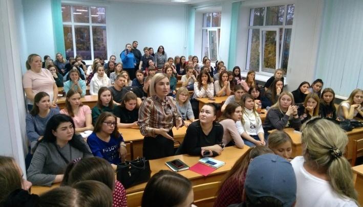 Более сотни студентов закрывшегося в Коряжме филиала САФУ переехали в Архангельск