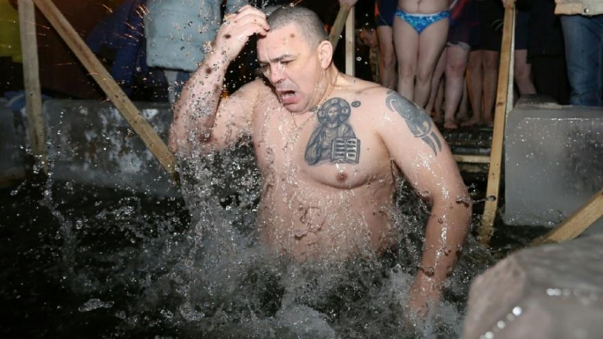 Спасатели рассказали, как челябинские службы будут работать в Крещение