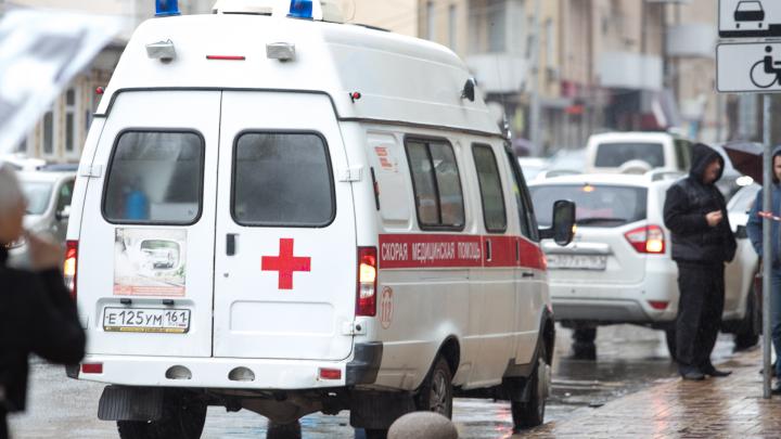 В Ростовской области два человека погибли в столкновении «Рено-Логан» и КАМАЗа