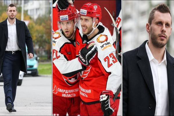 В «Автомобилист» Михаил Мамкин пришел в прошлом сезоне