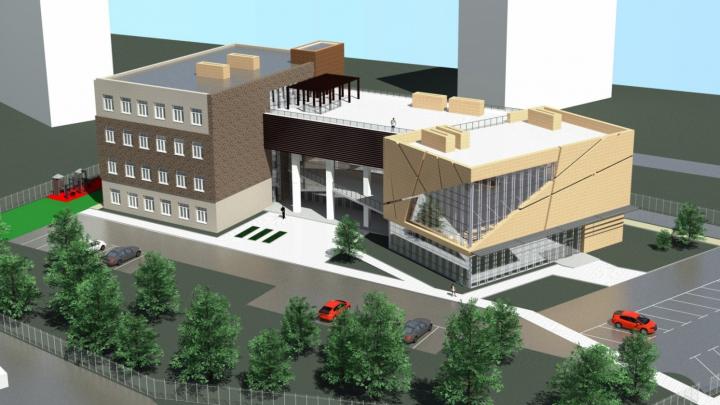 Комиссия по землепользованию одобрила строительство Еврейского центра у ДКЖ