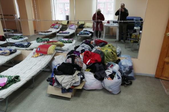 В Ростове после пожара в жилом доме всем городом скинулись на помощь погорельцам