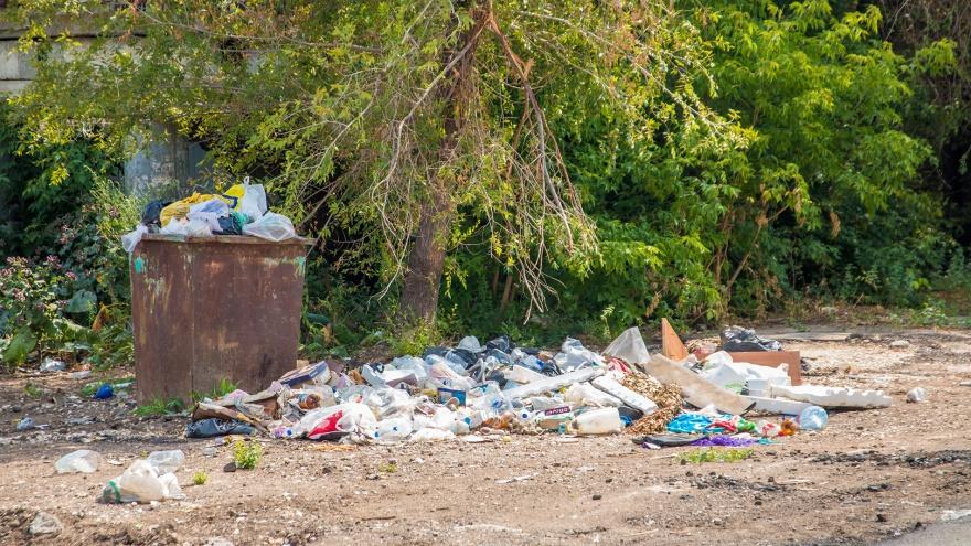 Жителей Самары попросили скинуться на экспертизу мусорного тарифа