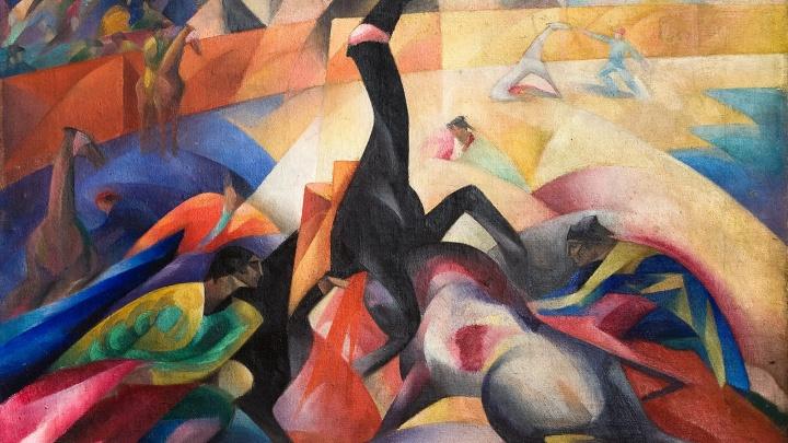 Картины художников-авангардистов из Екатеринбурского музея ИЗО покажут на выставке в столице