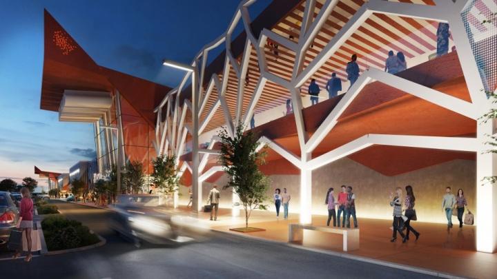В пермском ТРЦ «Планета» откроется кинотеатр с залом IMAX и гипермаркет «Лента»