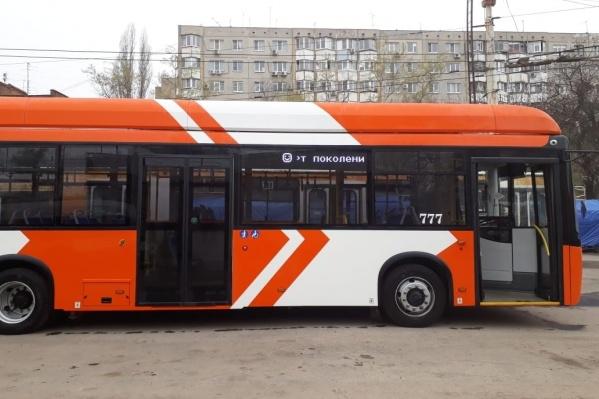 Троллейбусы будут оснащены кондиционерами