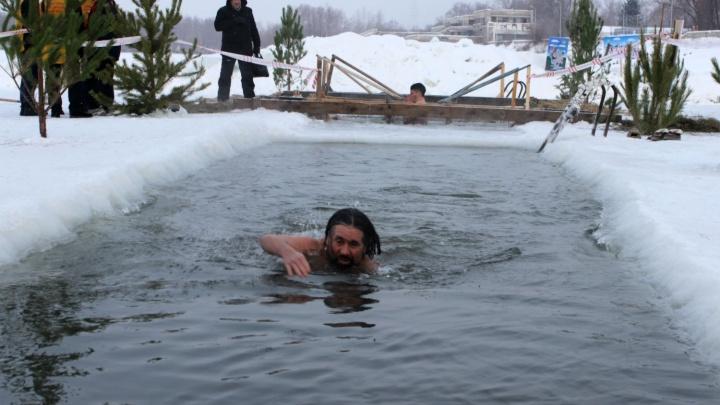 Синоптики спрогнозировали тёплую погоду на Крещение