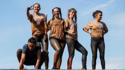 Конкурс выносливости и грязных маек. Фоторепортаж с экстремального забега «Стальной характер — 2019»