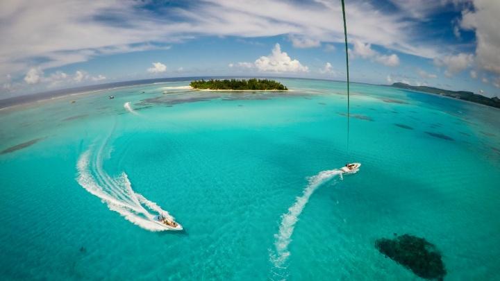 Марианы: до круглогодичного лета, шикарных отелей и теплого моря лететь два часа