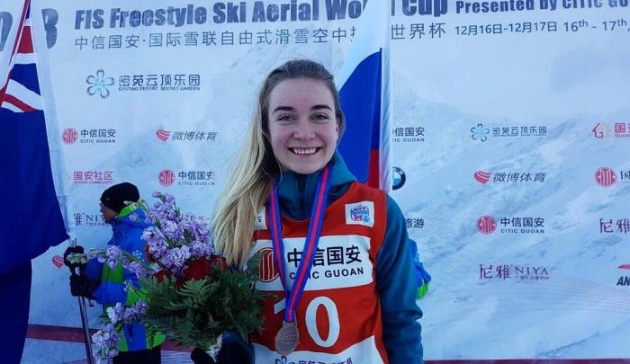 Горнолыжница из Башкирии выступит 16 февраля в финале Олимпиады-2018