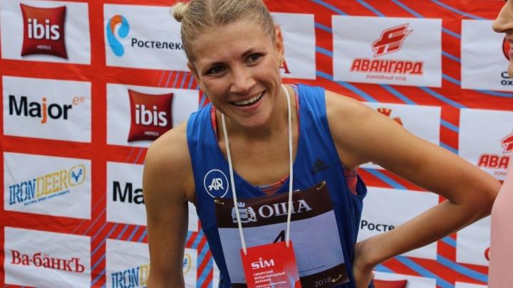 Челябинка получила 250 тысяч рублей за победу в марафоне на дне рождения Омска