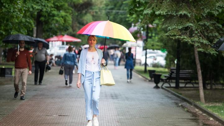 Снова дожди: какая погода ожидает ростовчан на выходных