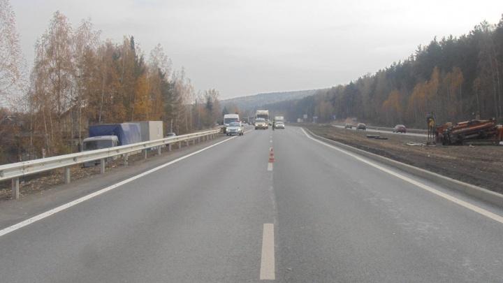 В Екатеринбурге ищут родных мужчины, сбитого на Челябинском тракте