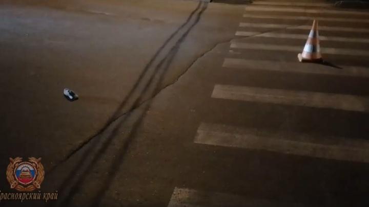 Подросток на мотоцикле насмерть сбил 9-летнюю девочку и сбежал