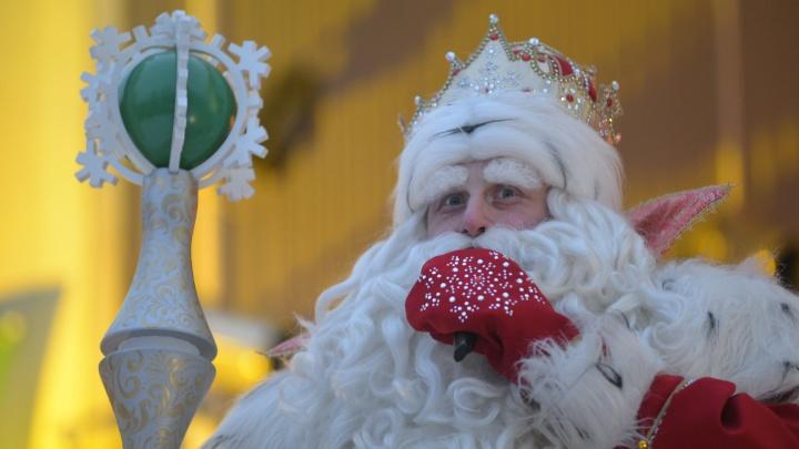 «Дед Мороз на 100% трезвый»: сколько стоит позвать домой сказочных персонажей в новогоднюю ночь