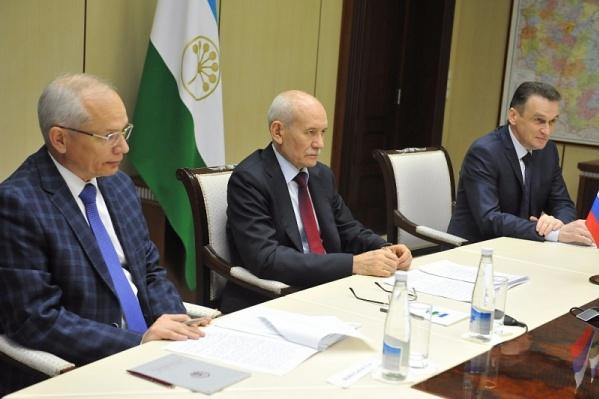 Рустэм Хамитов предложил развивать сотрудничество с Турцией в туризме и бизнесе