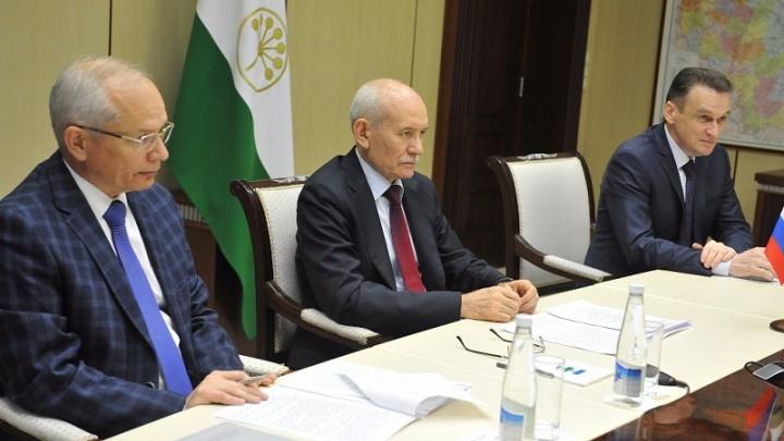Рустэм Хамитов пригласил в башкирские здравницы туристов из Турции