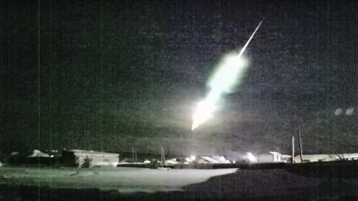 Учёные продолжат поиски огромного метеорита, упавшего под Тюменью, летом