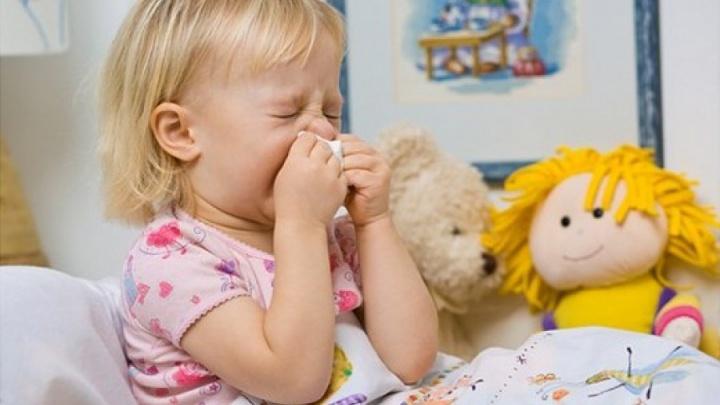 День в саду, неделю дома: ученые придумали, как защитить детей от гриппа и простуд