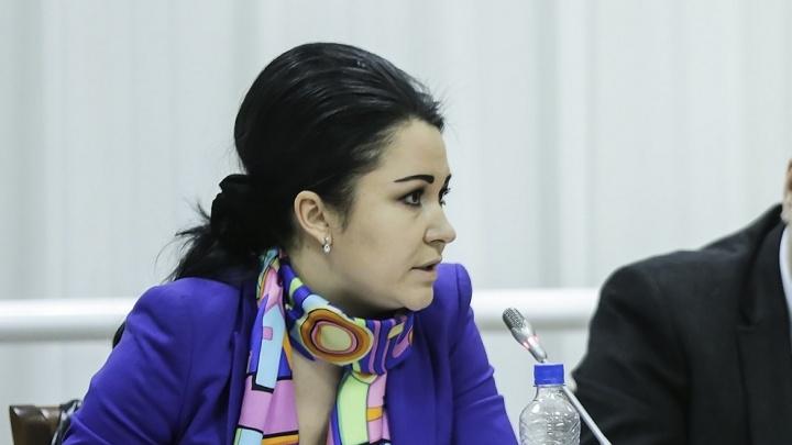 Замглавы УФНС Ростовской области Ирину Александрову оставили в СИЗО до конца июля