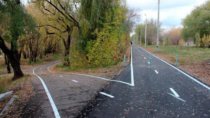 В городе в очередной раз пообещали проложить велодорожку от «МЕГИ» до Комарова