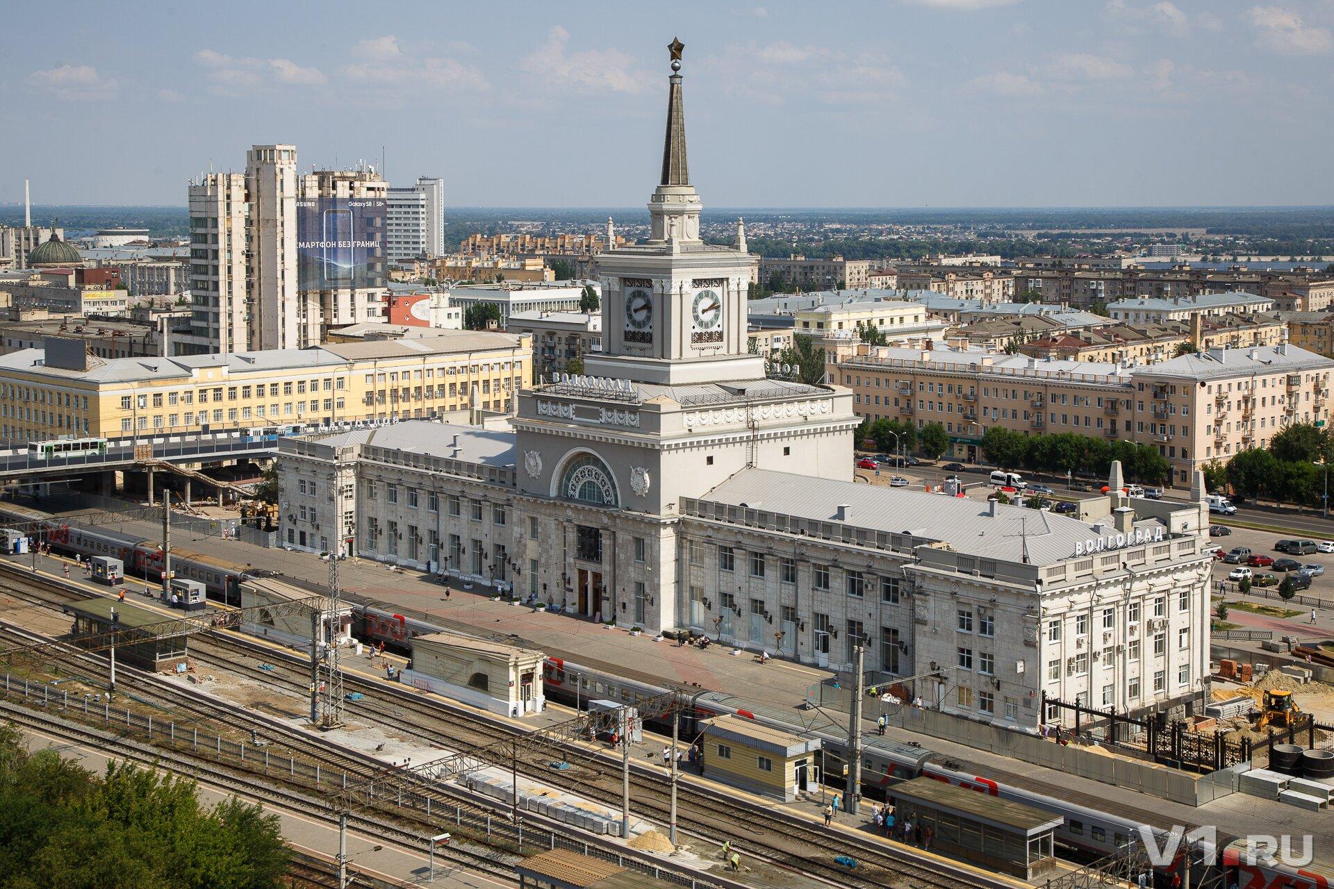 Железнодорожники провели географический ликбез и отправили туристов в Вологду