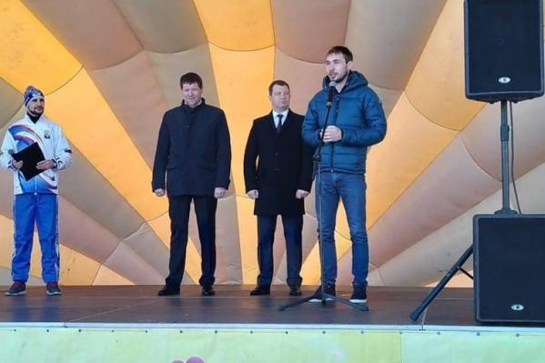 Антон Шипулин впервые официально заявил о намерении идти в Госдуму