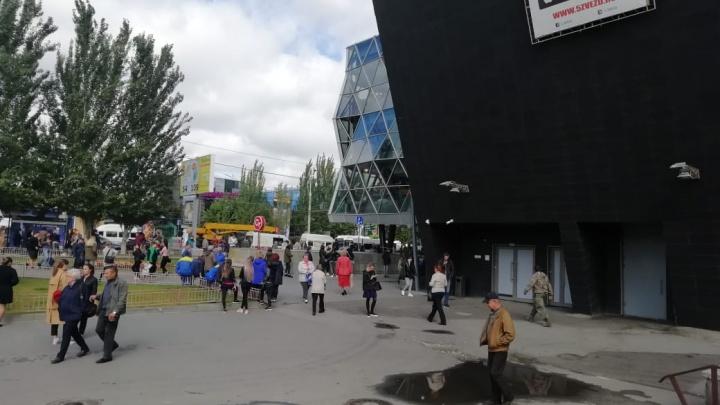 В Волгограде эвакуировали ТЦ «Ворошиловский»