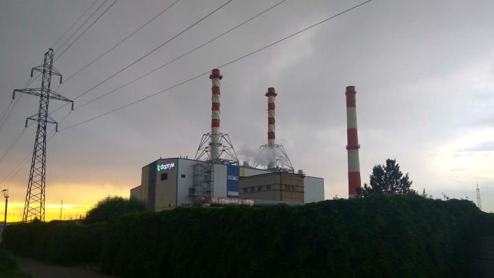«Грохот на полрайона, дым повалил»: челябинцев встревожил шум на ТЭЦ, питающей город теплом