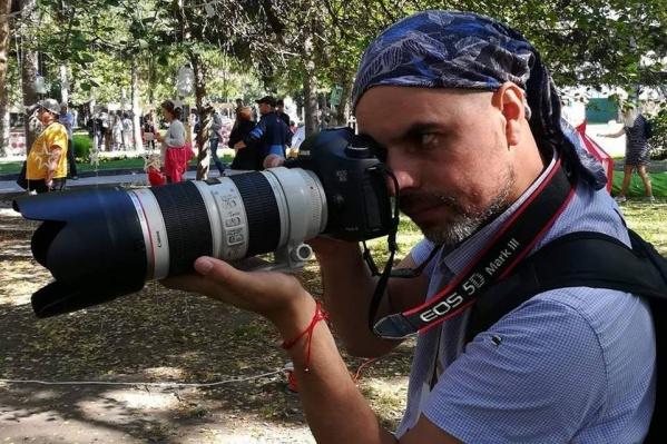 Густаво Веласкес отправился снимать учения полиции и ФСБ и пропал