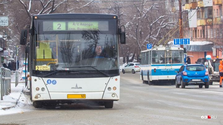 «Мне тоже не нравится!»: губернатор объяснил, зачем автобусные перевозки в Самаре доверили частникам