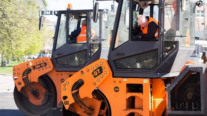 «Качество оставляет желать лучшего»: губернатор Ярославской области раскритиковал ремонт дороги