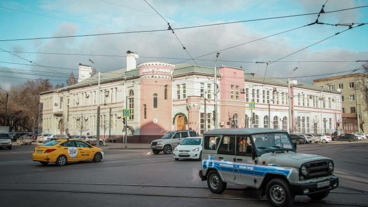 Ростовский потоп: на Социалистической прорвало трубу