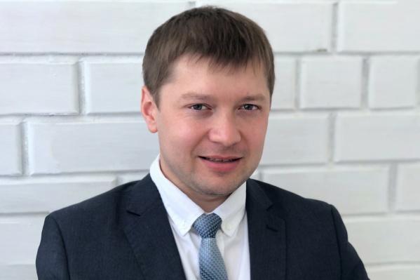 Кирилл Логинов, патентный поверенный в Перми