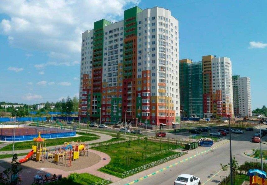 В ЖК «Цветы» построят новые дома