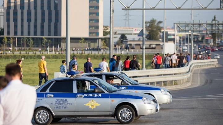 В Ростове из-за спортивных мероприятий перекроют несколько улиц