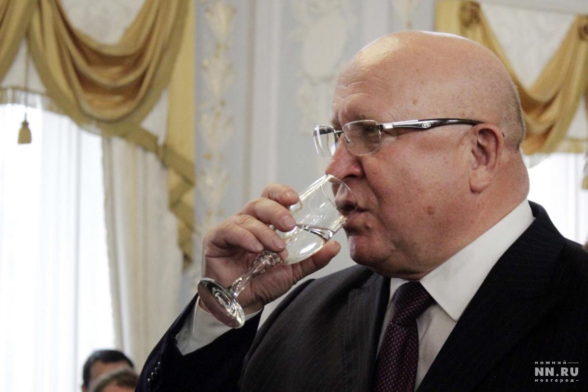 Валерий Шанцев может войти всовет начальников «Транснефти»