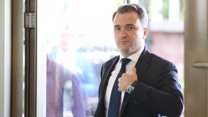 Главный федеральный инспектор Челябинской области покинул пост