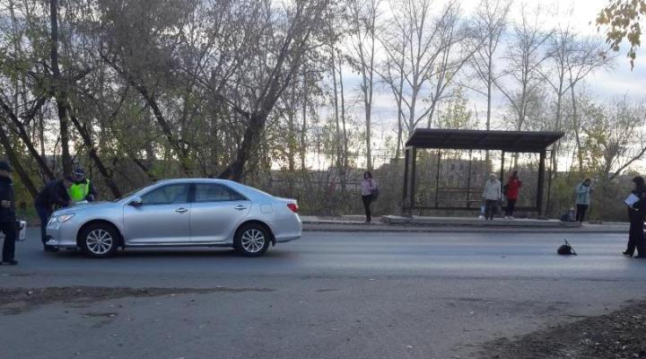 В Чайковском «Тойота» сбила 11-летнего школьника