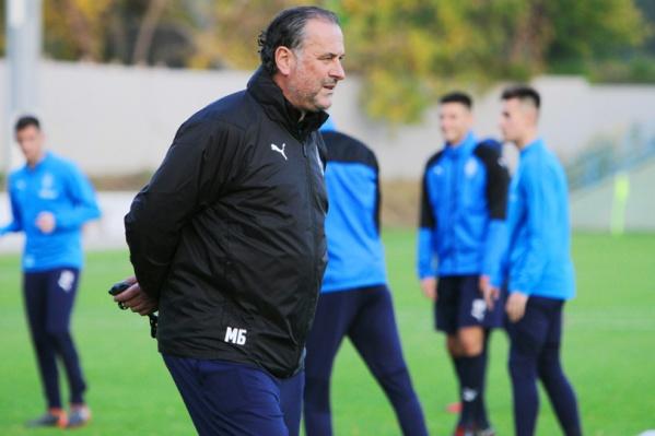 Миодраг Божович стал главным тренером волжан неделю назад