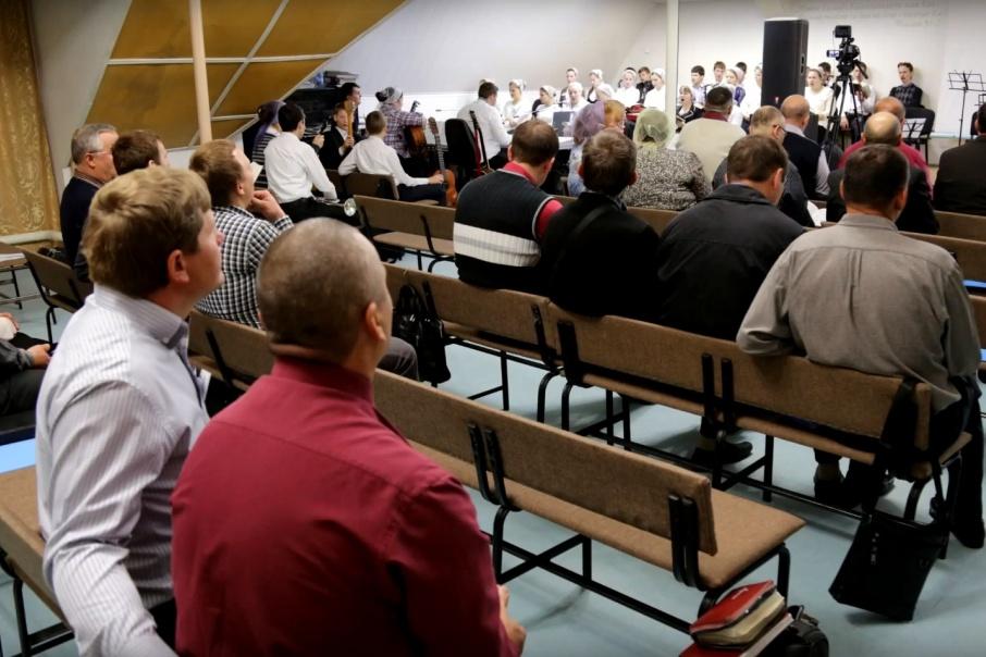 Собрание ОЦХВЕ челябинец организовал в коттедже в посёлке Першино