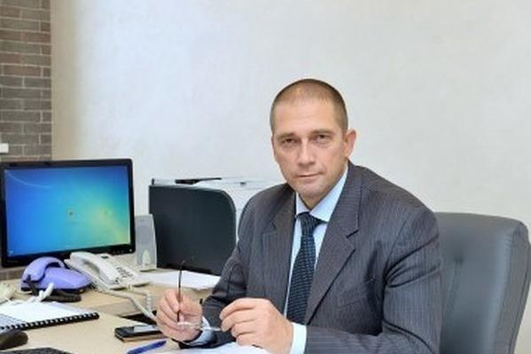 Дмитрий Баранов возглавляет предприятие с 2018 года