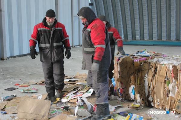 Новая услуга (вывоз и переработка мусора) внедряется в нашем регионе постепенно. Сначала был только вывоз