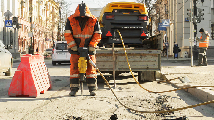 Возможны пробки: дорожники проведут ремонт на семи челябинских улицах
