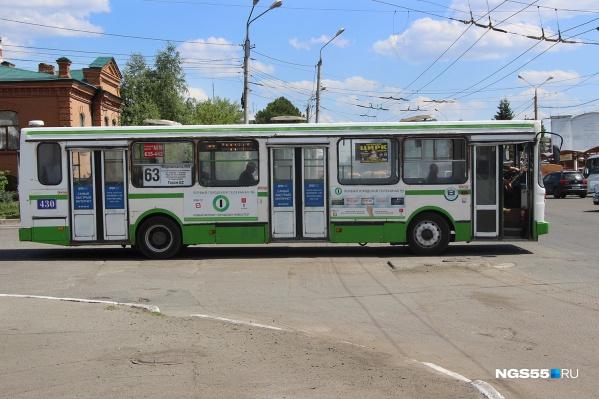 Большие автобусы будут заменять новыми ПАЗами