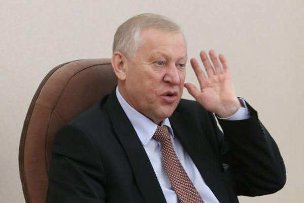 По слухам, Евгений Тефтелев станет вице-губернатором