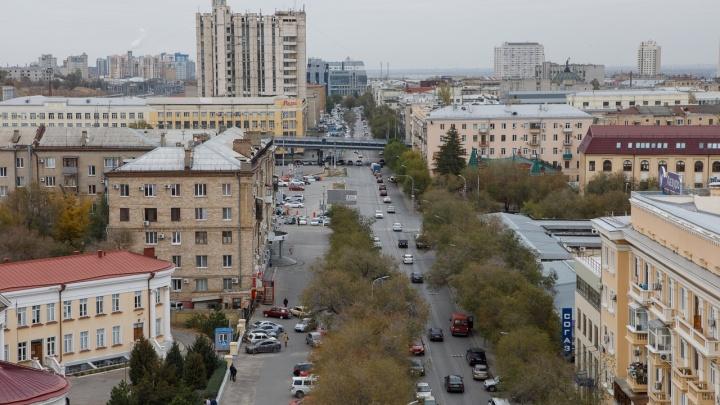 «Зима стучится в двери»: в Волгограде выпадет снег, и ударят морозы до-6 ºС
